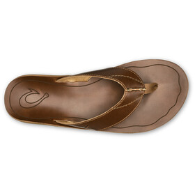 OluKai Nohona 'Ili Chaussures Homme, tan/tan
